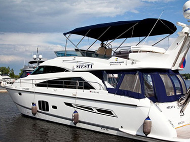 Яхта «Siesta»